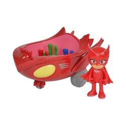 SIMBA Actionfigur PJ Masks - Eulette mit Eulengleiter