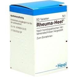RHEUMA HEEL Tabletten 50 St.