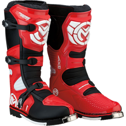 Moose Racing M1.3 S18, Stiefel - Rot - 8 US
