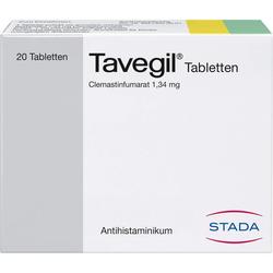 TAVEGIL Tabletten 20 St.