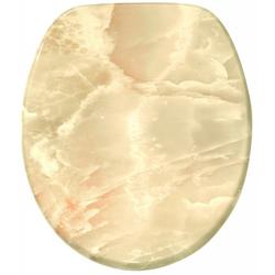 WC-Sitz Marmor Natur