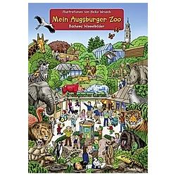 Mein Augsburger Zoo - Buch