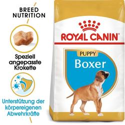 ROYAL CANIN Boxer Puppy Welpenfutter trocken 24 kg (2 x 12 kg)