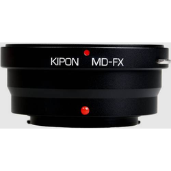 Kipon 22270 Objektivadapter Adaptiert: Minolta MD - Fuji X