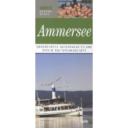 Der Ammersee als Buch von Katja Sebald