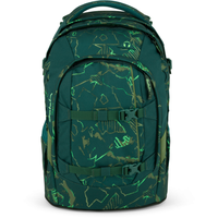 Satch pack Green Compass