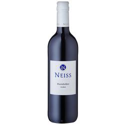 Dornfelder trocken - 2015 - Neiss - Deutscher Rotwein