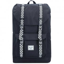 Herschel Little America Mid-Volume black/checkerboard