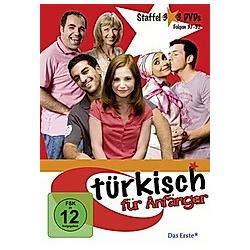 Türkisch für Anfänger - Staffel 3 - DVD  Filme