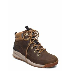 The North Face M B2b Mid Wp Shoes Sport Shoes Outdoor/hiking Shoes Braun THE NORTH FACE Braun 43,45,42,40,44