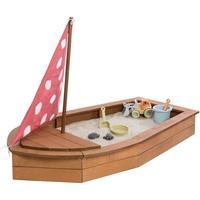 MUDDY BUDDY® Sandkasten Seashell Diver BxLxH: 90x160x102 cm