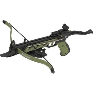 Pistolenarmbrust Alligator grün