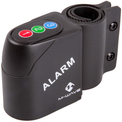 M-Wave Alarmanlage Bike-Alarm, 120 db Fahrrad-Alarmanlage