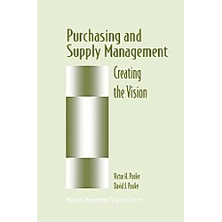 Purchasing and Supply Management. Victor H. Pooler  David J. Pooler  - Buch