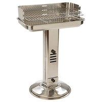 BBQ Collection Holzkohlegrill 51 x 35 x 64 cm