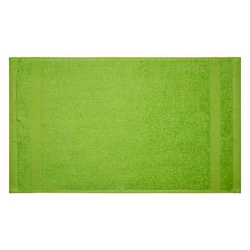 6 Dyckhoff Gästehandtücher Uni grün