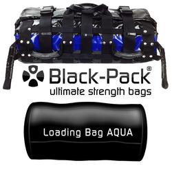 Black-Pack Set AQUA