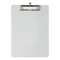 Klemmbrett A4 wasserunempfindlich grau, MAUL, 22x32.5 cm