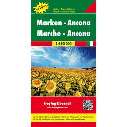 Marken - Ancona 1 : 150 000