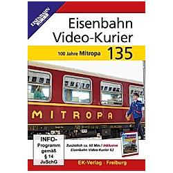 Eisenbahn Video-Kurier 135 - DVD  Filme