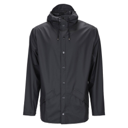 Rains - Jacket Black - Jacken - Größe: L/XL