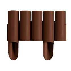 Prosperplast Palisade, LxH: 30x25 cm 480 cm x 25 cm x 5,5 cm