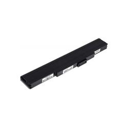 Powery Akku für Medion Typ A41-C17 Laptop-Akku 4400 mAh (14.4 V)