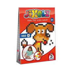 Schmidt Spiele Puzzle Jixelz Puzzle Hund 350 Teile, Puzzleteile