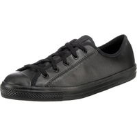 Converse Chuck Taylor All Star Dainty Low Top black/black/black 38