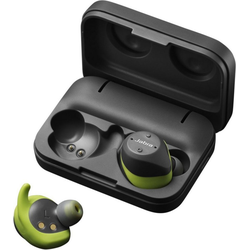 Jabra True Wireless Stereo in-Ear Sport-Kopfhörer Elite Sport grau