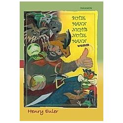 Butzemann Nichtsnutzemann. Henry Euler  - Buch