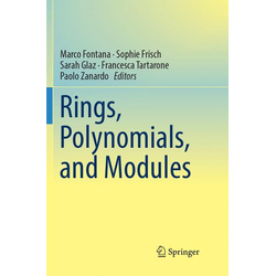 Rings Polynomials and Modules als Buch von