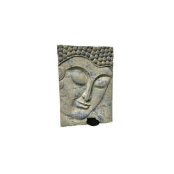 HTI-Line Gartenfigur Wanddekor Buddha