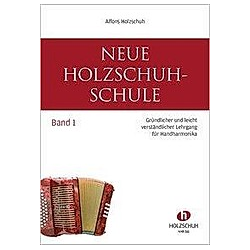 Neue Holzschuh-Schule. Alfons Holzschuh  - Buch