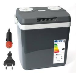 Thermoelektrische Kühlbox KRAFTPAKET 32 Liter - 12V / 230 Volt