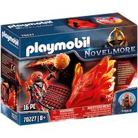 Playmobil Novelmore Burnham Raiders Feuergeist und die Hüterin des Feuers 70227