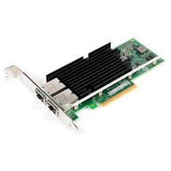 Dell Intel X540 DP - Netzwerkadapter - PCI Lo Netzwerkadapter 10 Gbit/s RJ45