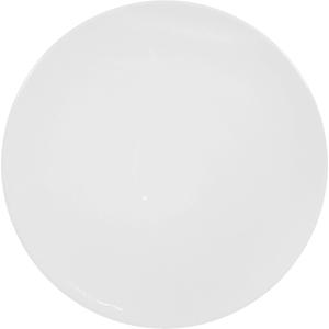 Seltmann Weiden Tortenplatte Rondo Liane in weiß, 30 cm