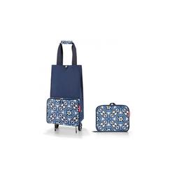 REISENTHEL® Einkaufstrolley Einkaufstrolley faltbar foldabletrolley, 30 l blau
