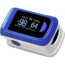 MEDX5 EV-POXI-BL Fingerdrucksensor Blutsauerstoff-Messgerät EV-POXI-BL
