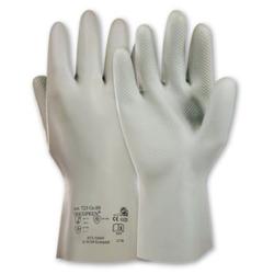 KCL Tricopren® 723 Chloropren-Handschuhe, Trikotierter Chloropren-Handschuh, Länge: 300 mm, 1 Paar, Größe 9