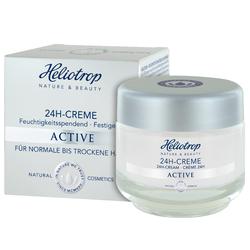 Heliotrop ACTIVE 24h-Creme 50 ml