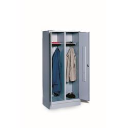 Bedrunka+Hirth Straßen- und Berufskleidungsschrank 610 x 500 x 1800 mm 06.03.231
