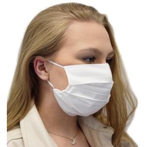 Mund- und Nasenmaske, feuchtigkeitsabweisend, wiederverwendbar, Gesichtsmaske mit Ohrschlaufen, kein zertifiziertes medizinisches Produkt, 1 Maske