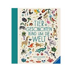 Tiergeschichten rund um die Welt. Angela McAllister  Angela Mc Allister  - Buch