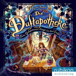 Die Duftapotheke (1). als Hörbuch CD von Anna Ruhe
