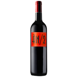 AN/2 - 2018 - Ànima Negra - Spanischer Rotwein