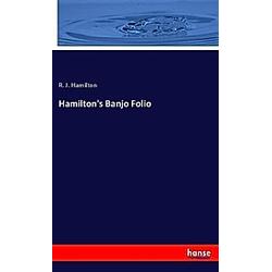Hamilton's Banjo Folio. R. J. Hamilton  - Buch