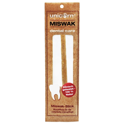 Unicorn Miswak Zahnpflegeholz 10 cm