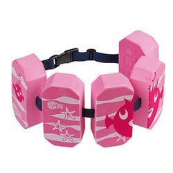 BECO Sealife Schwimmgürtel pink